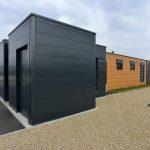 Les bâtiments préfabriqués en acier